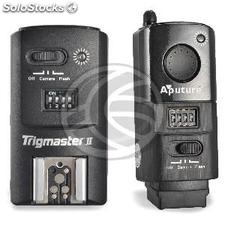 Disparador remoto Aputure Trigmaster II 2.4GHz para Sony kit (JI45-0002)