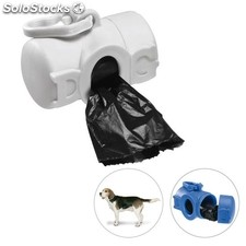 Dispensador De Bolsas Para Higiene Canina Dog