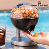 Dispensador de Caramelos y Frutos Secos Sweet & Salt Ball Mini, con sensor