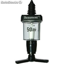Dispensador de licores 50ml con sello gubernamental