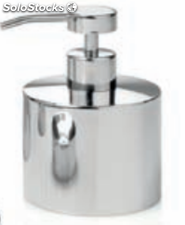 Dispensador Inox Andrea House 9 cm