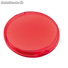 Dispensador jabon soaps rojo