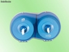Dispensador Lotus SmartOne mini doble azul