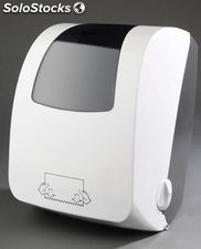 Dispensador papel autocortante