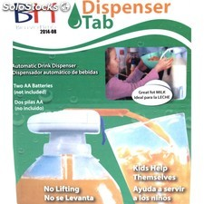 Dispensador para bebidas a pilas como visto en tv