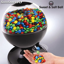 Dispensateur Friandises et Fruits Secs Sweet & Salt Ball