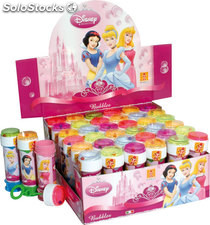 Display bulles disney princess