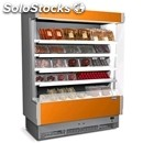 Display cabinet-mod. speed80 coated w/p-prepackaged meat-ventilated-minimum
