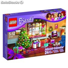 Display calen lego friends