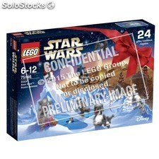 Display calen lego star wars