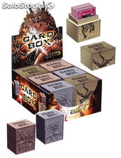 Display deck box dragons heavy solid *deluxe* (6)