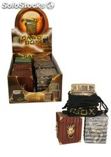 Display deck box gothic heavy solid *deluxe* (6) PLL02-ACC97068