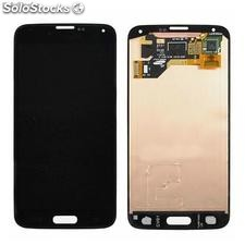 Display lcd para Samsung Galaxy s5 i9600 G900f&h&s g9008v