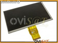 Display, pantalla LCD para tablet Wolder Mitab City Max de 7 pulgadas