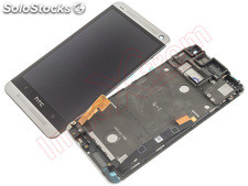 Display prata htc One M7, 801E