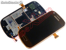 Display Samsung Galaxy S3 Mini, I8190 marrom
