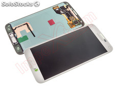 Display Samsung Galaxy S5, G900F, G901F branca