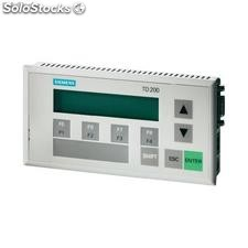 Display Siemens td-200 para pcl Simatic