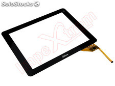 Display tátil Tablet i-Joy Halley de 9.7 polegadas y Wolder MiTab Diamond de