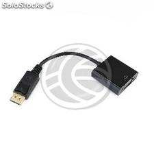 DisplayPort Male to VGA Female Adapter 15cm (YP45)