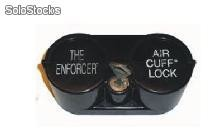 Dispositivo de trava de alta segurança – air cuff lock enforcer