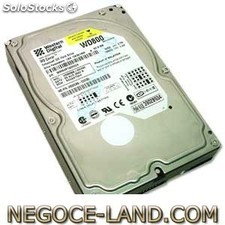Disque dur 3,5'' ide 80.1 GB wd Western Digital