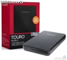 Disque Dur Hitachi externe 1tb Touro Mobile