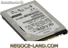 Disque Dur ide 2.5'' Hitachi Travelstar 40Go (HTS548040G9AT00)