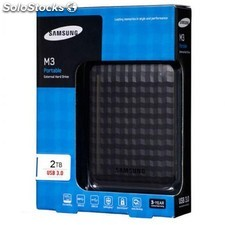 Disque Dure Externe 2.5 Samsung m3 portable 2TERA neuf