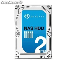 Disque nas 3.5'' 2 To Seagate hdd nas