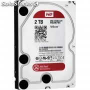 Disque nas 3.5'' 2 To Western Digital red