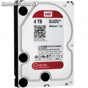 Disque nas 3.5'' 4 To Western Digital red