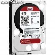 Disque nas 3.5'' 6 To Western Digital red