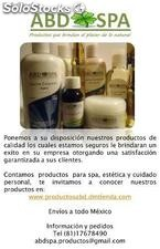 Distribuidora de productos para SPA
