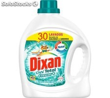 Dixan gel total frescor