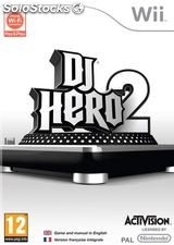 Dj Hero 2 (Game Only) Wii