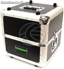 DJ road case for 70 LP RackMatic (MC91)