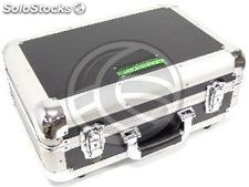 DJ road case for 75 CD RackMatic (MC93)