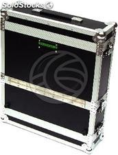 DJ road case rack with 2 CD 3U 19 inch RackMatic (MC87)
