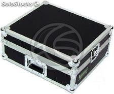 DJ road case with 1 turntable RackMatic (MC85)