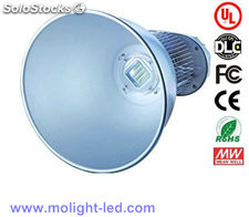 Dlc ul Campana led Industrial 120w cree led 12000lm	Meanwell 100-277v