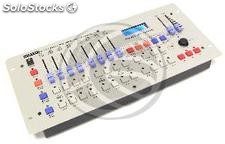 DMX Controller 512 of 8 faders 5U (XC02)