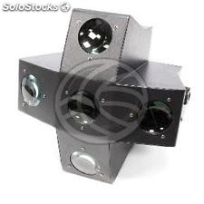 DMX512 LED Effects Light flower coronal (XF32)