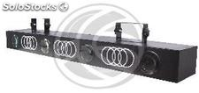 DMX512 LED light bar effects 4 lights (XF55)