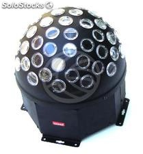 DMX512 rgb led light ball 18W (XF47)