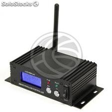 DMX512 wireless transmitter and receiver antenna male female with 16 groups