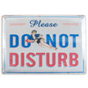 Do Not Disturb Vintage Metallschild 30 x 40 cm - Foto 2