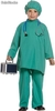 Doc surgeon kids costume