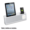 Dock station lg ND5521 ipod+ipad blue dualdock negro - Foto 1