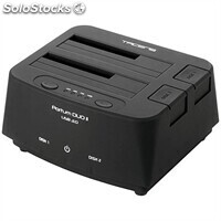 Dock station tacens Portum Duo 2 usb 3.0 Docking Station